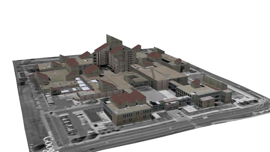 Engineering Center - University of Colorado, Boulder