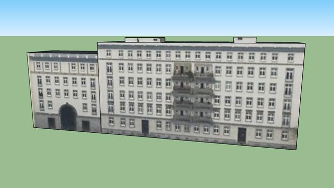 Строение по адресу Берлин, Германия