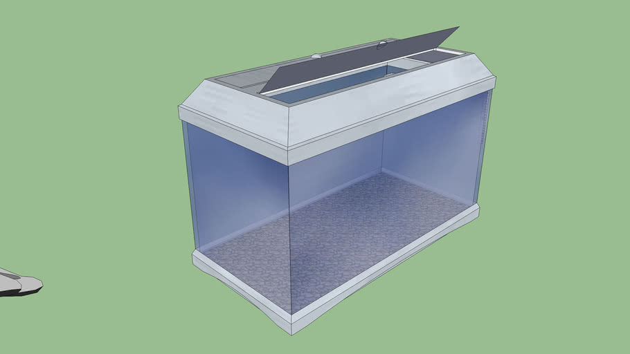 Elite Style 60 Aquarium (2x1x1'(60x30x30cm))
