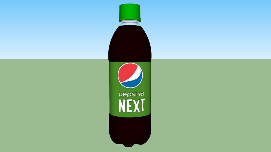 Pepsi Next Plastic Bottle