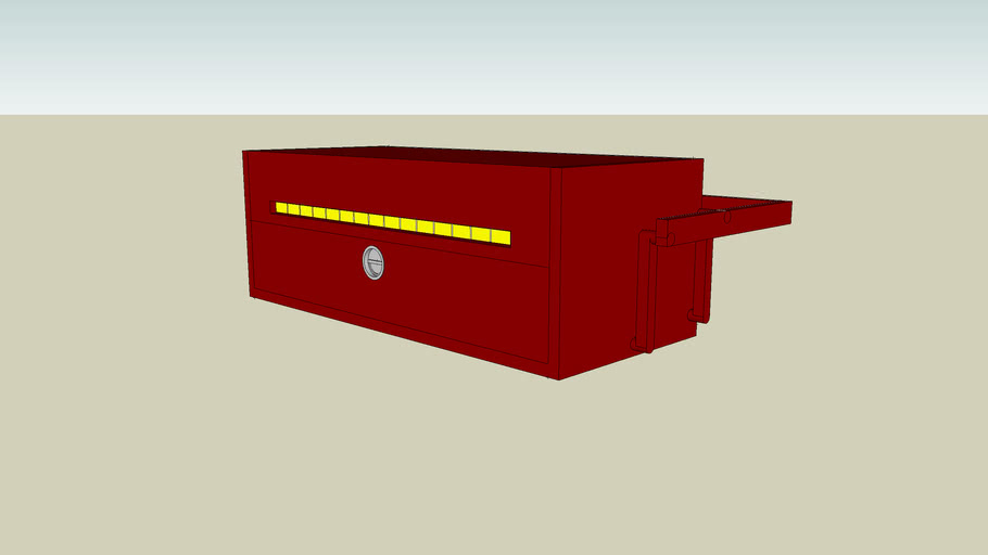 Hitch box