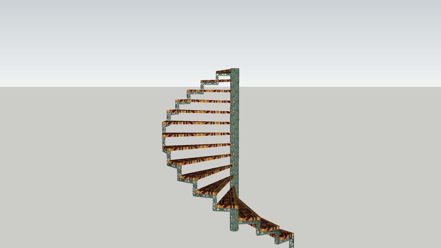 Stepenice Spiralne Hrvaska