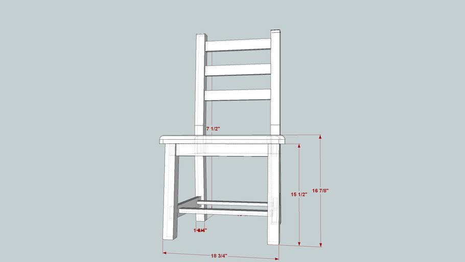 Don Eddy Chair
