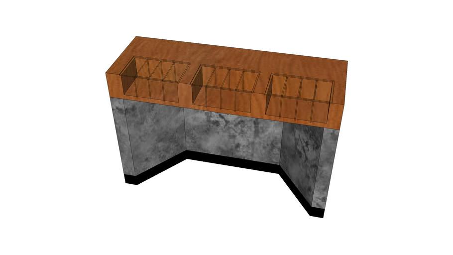 Bank Table