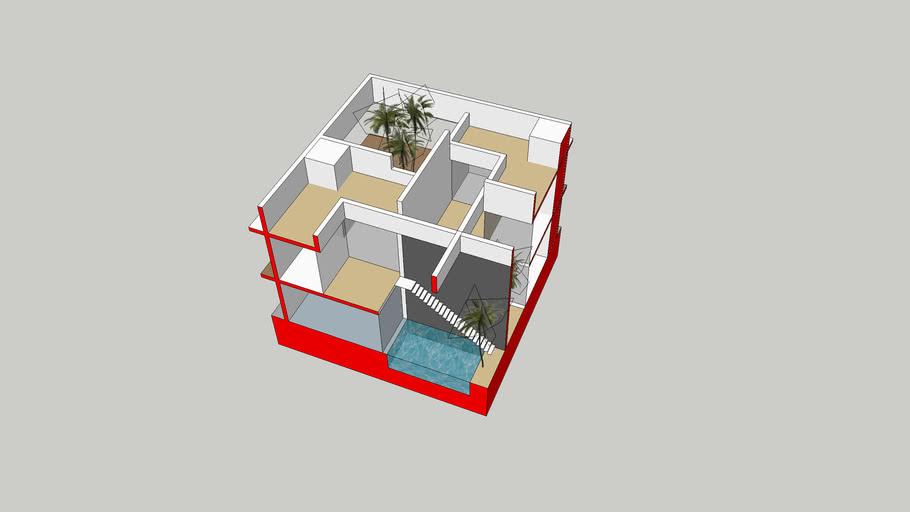 vertical room