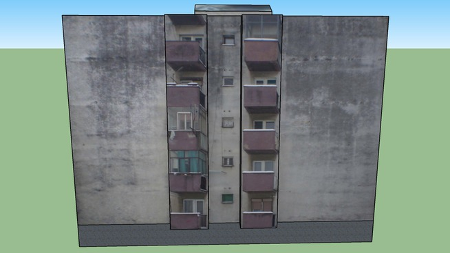 Radivoja Koraca Street No. 7, Pancevo-the settlement Streliste