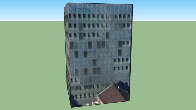 Budynek przy Dortmund, Niemcy
