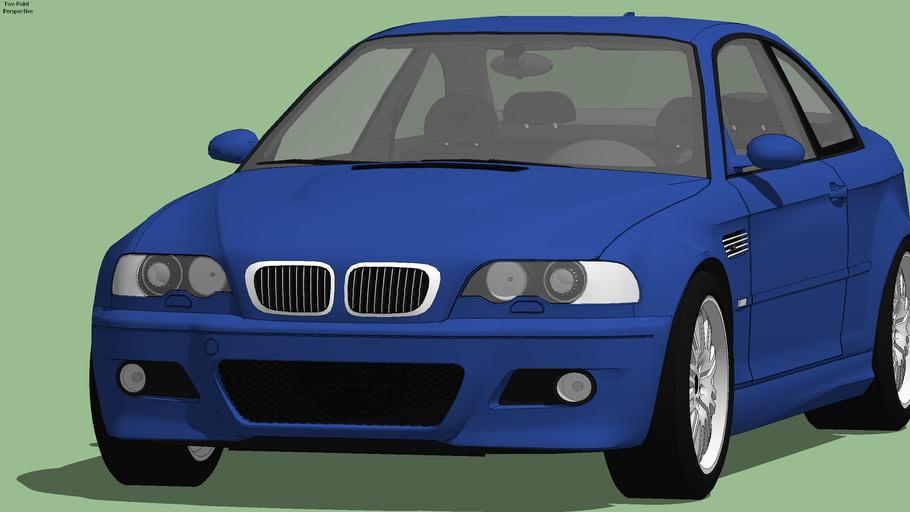 BMW M3 E46 2006