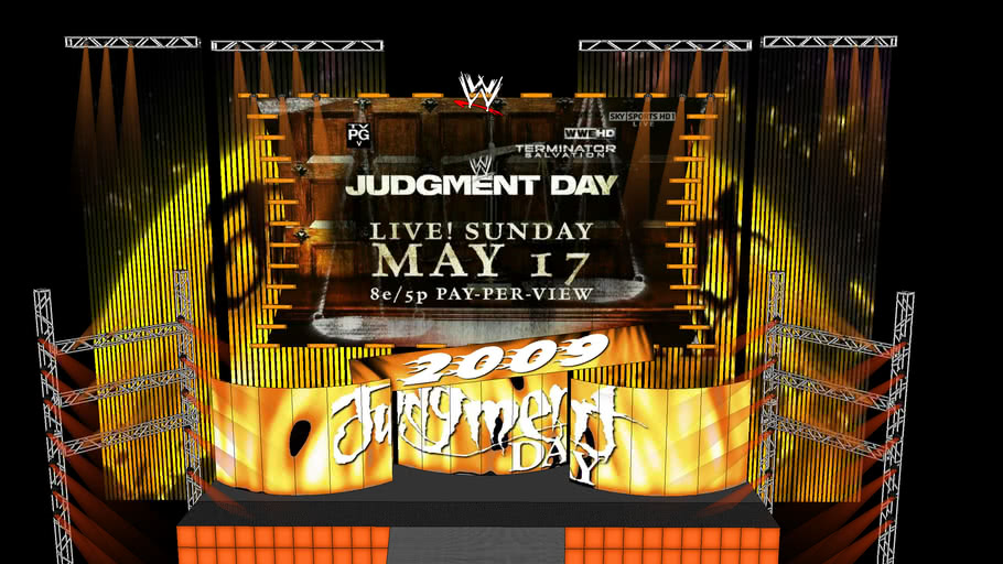 WWE Judgement Day 2009
