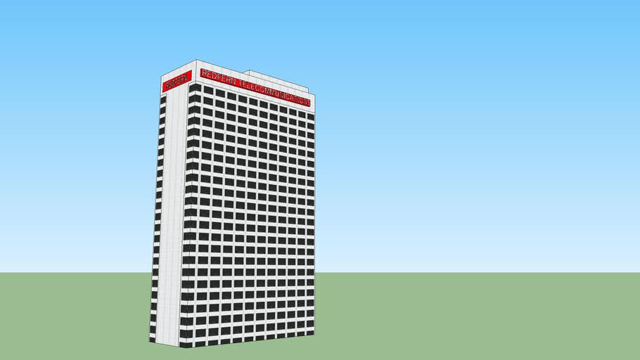 Redfern telecommunications center