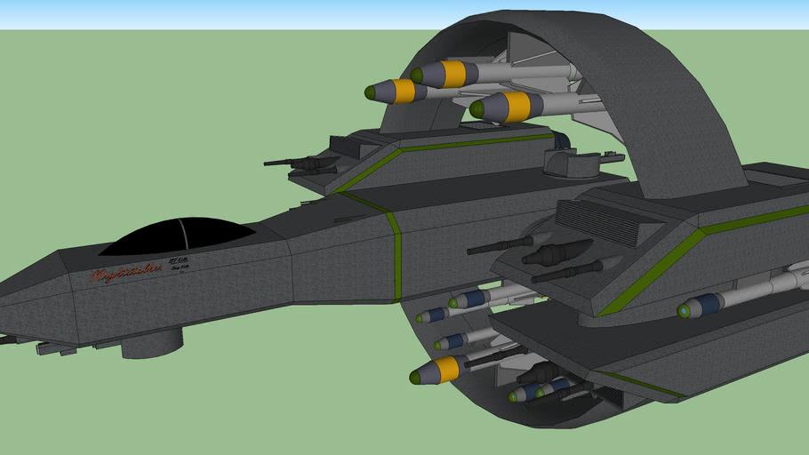 McDonnell Douglas SF-73 Kunai Heavy Starfighter