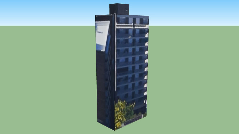 Modelo de edificio