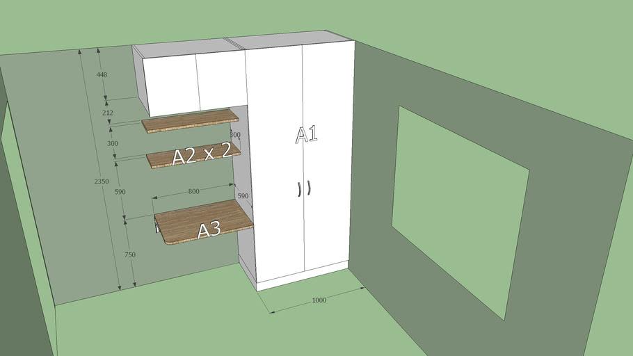 GOezGO 周小姐 新北市永和區 系統家具規劃 V2