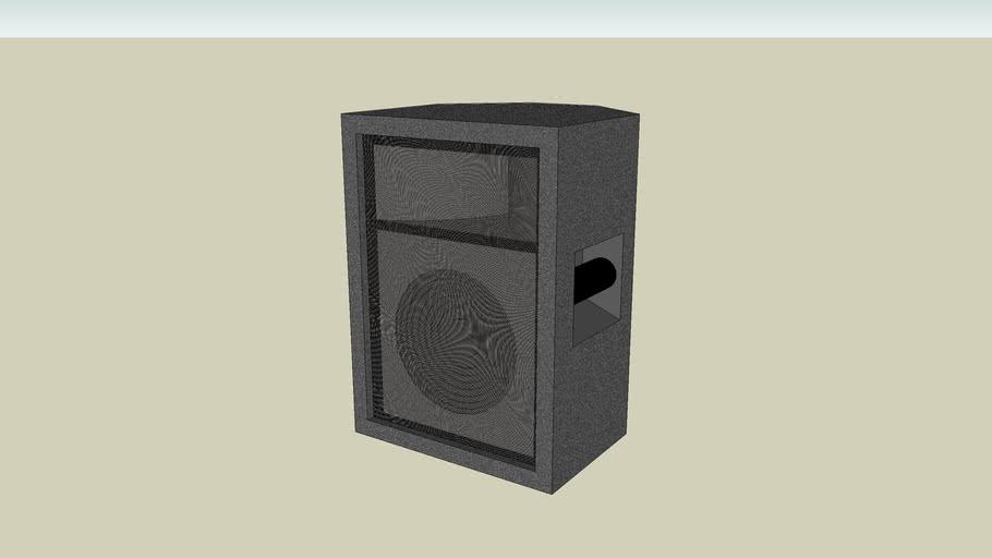 P.A. Speaker