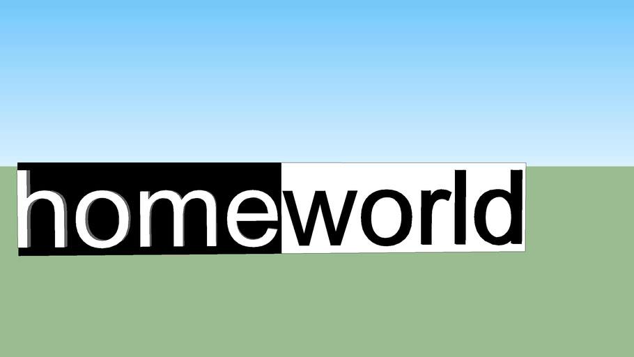 SM Homeworld logo