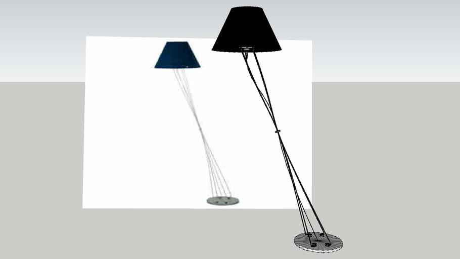 Liz Liza floor lamp