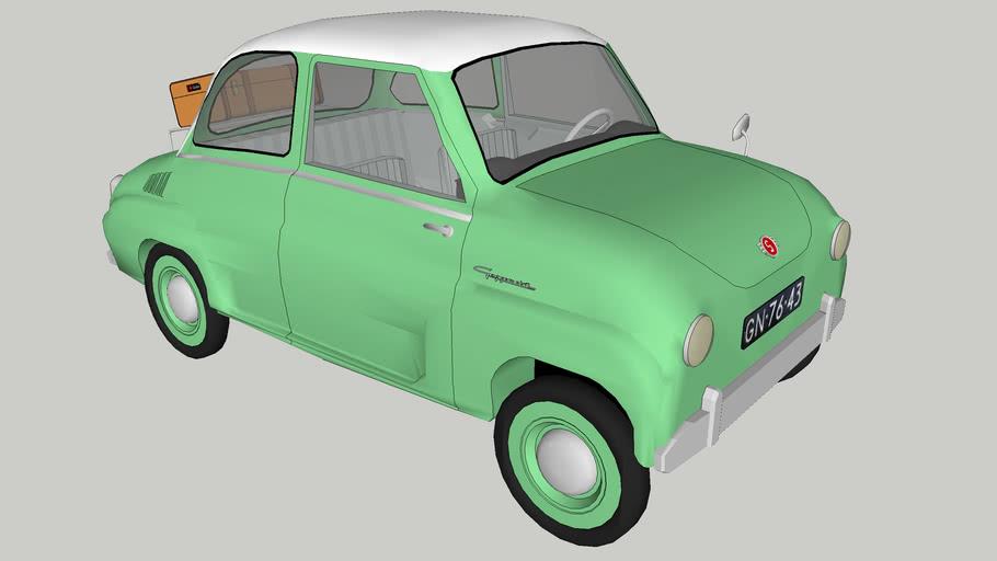 1959 Goggomobil T-250