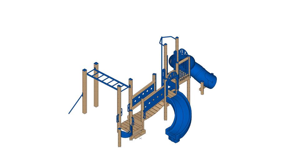 EVEREST Playground Equipment by Play Mart - Mini