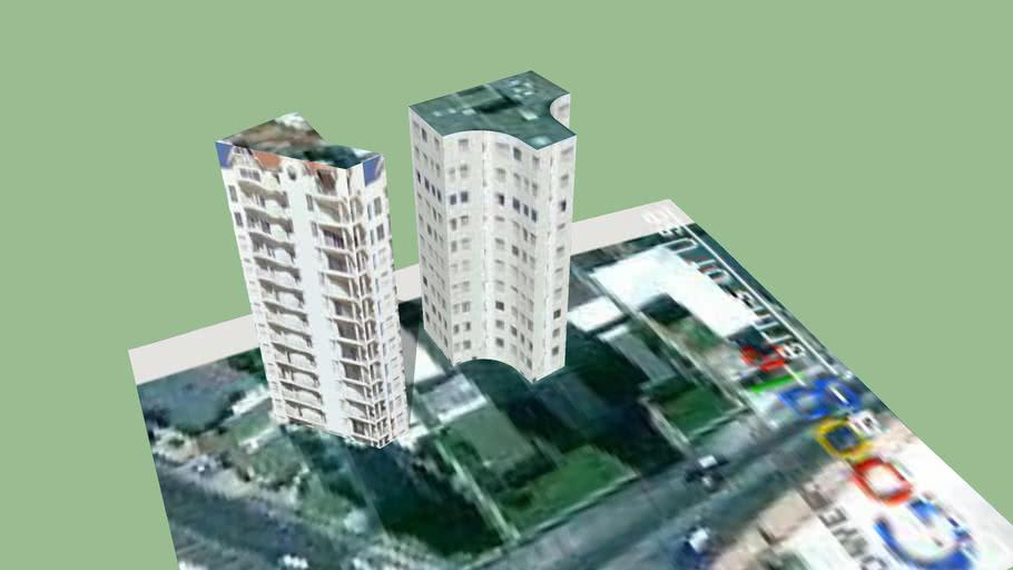 Buildings in Strand
