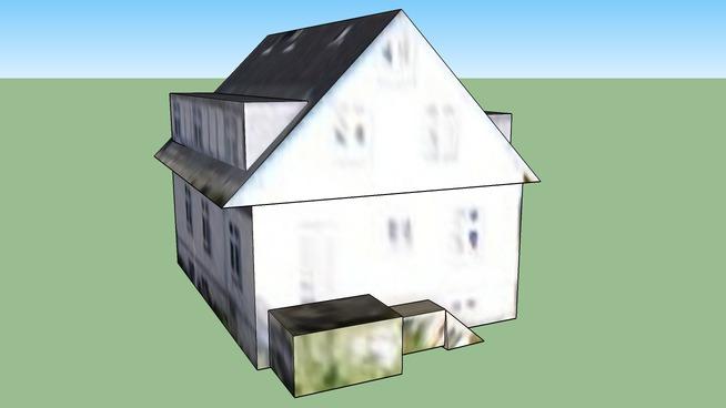Bygning i 2700, Danmark