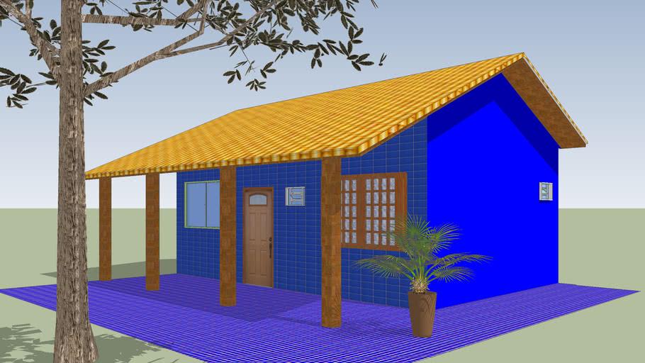 Casa com 52 m²