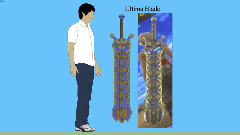 Final Fantasy 12 Ultima Blade