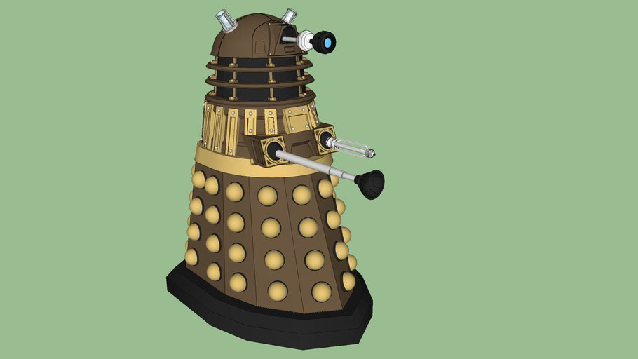 Doctor Who - Dalek (projectdalek.co.uk)