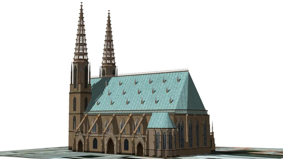 Dresden - Sophienkirche