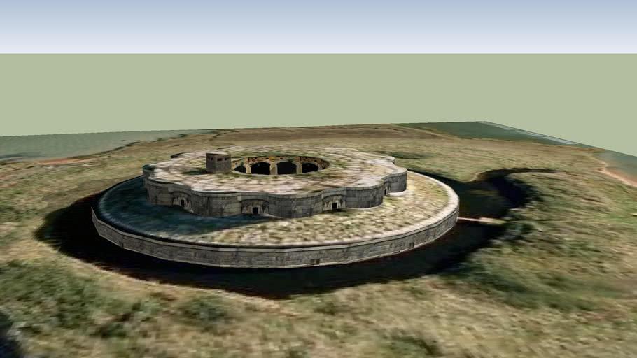 Fort Darnet.