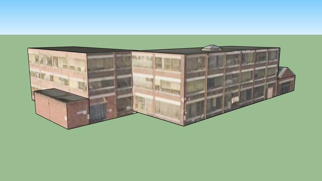 Building in Birmingham, West Midlands B20 3AP, UK