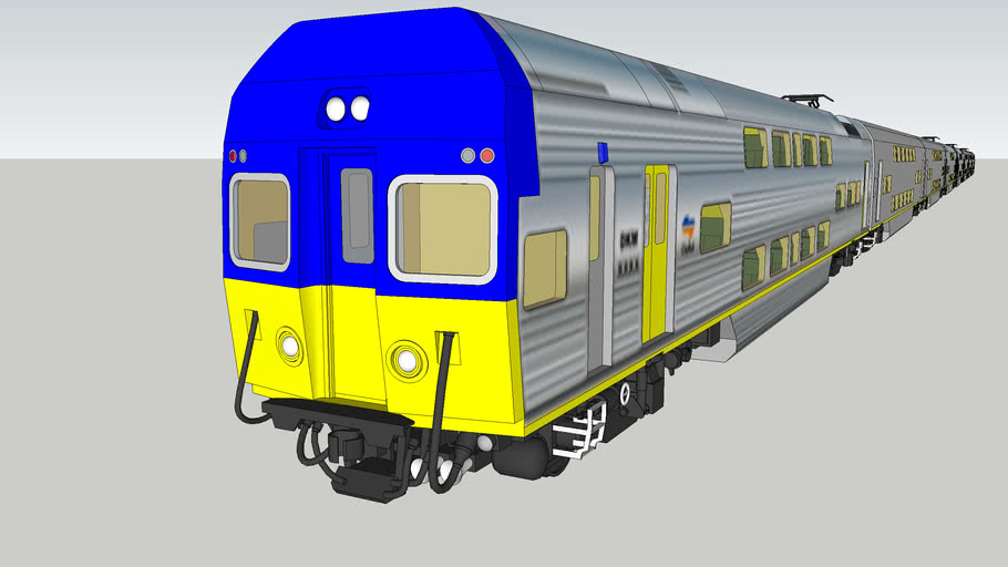 CityRail V Set Intercity