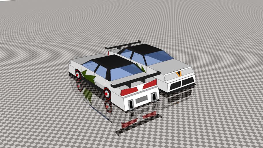 Tuned Google Car#3