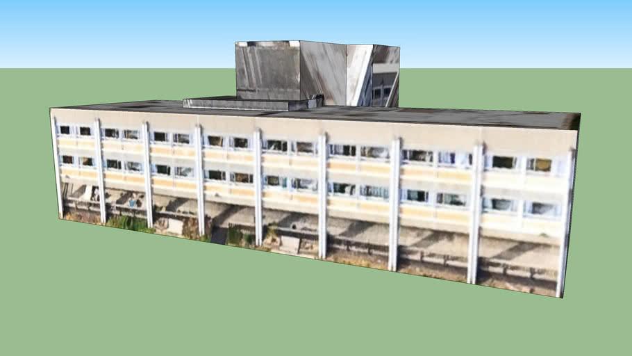Construção em Edinburgh EH9 2EB, UK