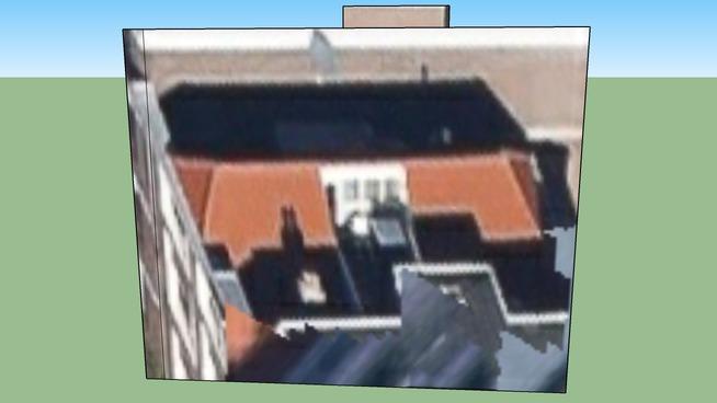 Building in Den Haag, Nederland