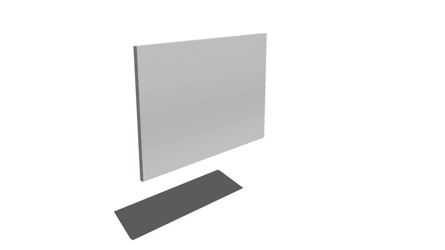 IP50105 Spiegel,mirror 105x70x2,5