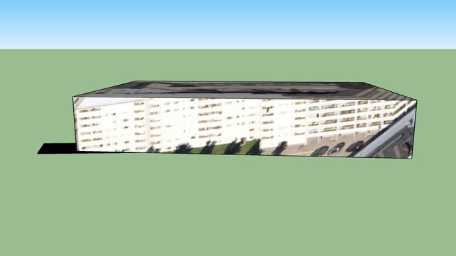 Building in Helsinki, Finland