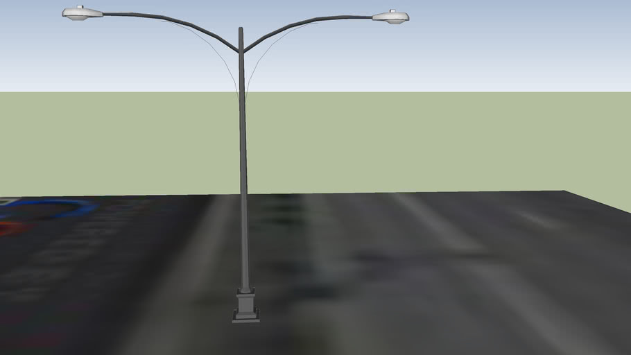 streetlight - 6590 El Colegio Rd