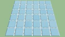 Mosaicos e Pastilhas - Portinari