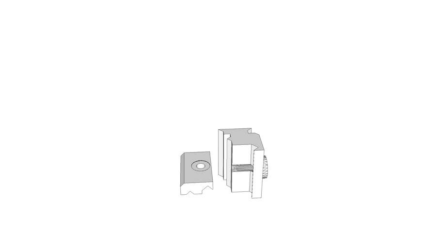 elevador de trilho pequeno
