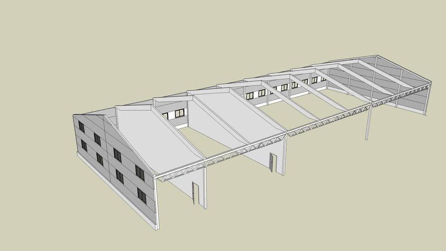 Wearhouse storage
