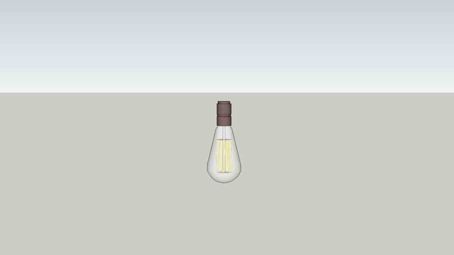 Led Filament Edison Bulb