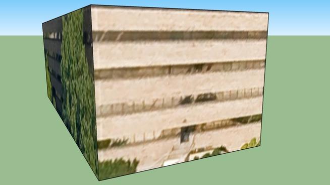 Bâtiment situé Minneapolis, Minnesota, États-Unis