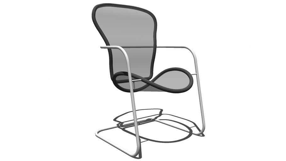 Modified Aeron Side Chair
