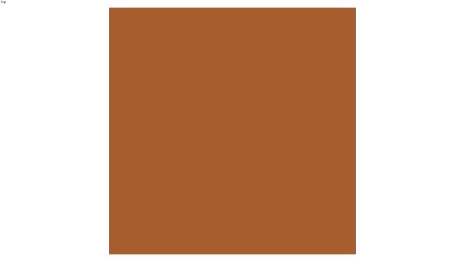 ROCKIT3D | Stucco Exterior Smooth RAL8023