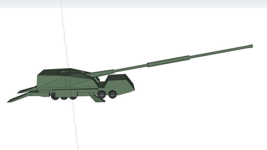 HA-30A self-propelled howitzer 155mm L/95