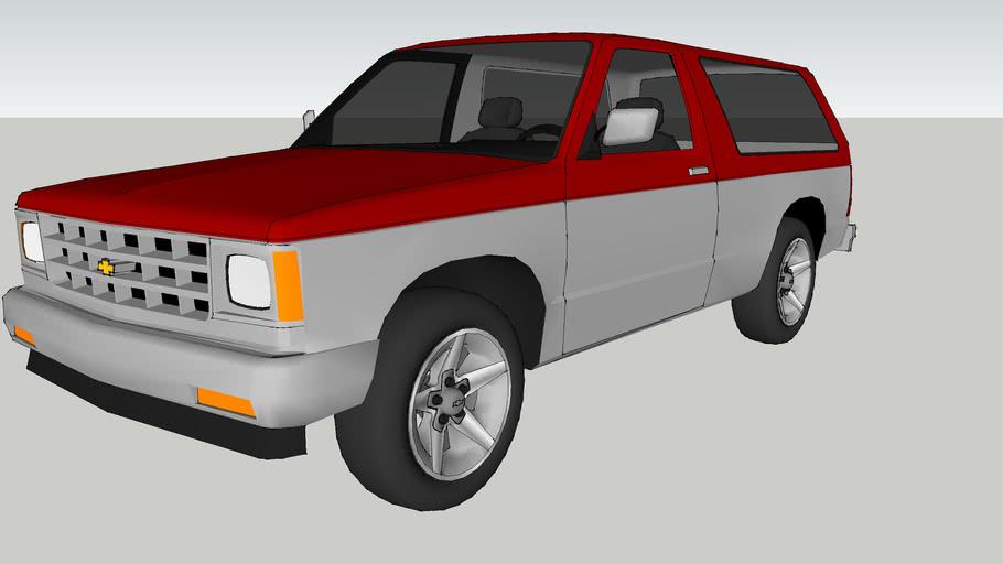 1984 Chevrolet Blazer S-10