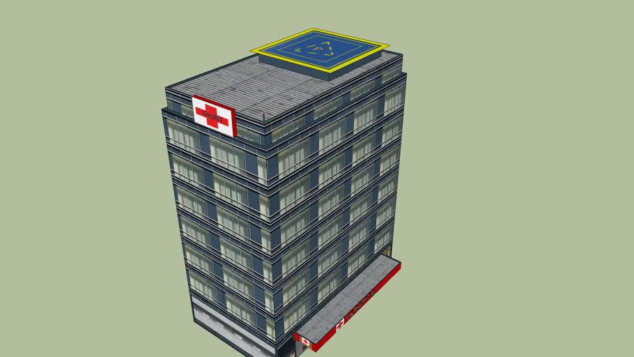 Landable roof Hospital