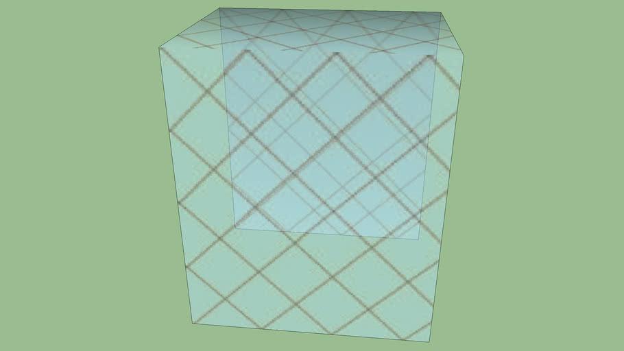 """Plexiglass Stand 5x4x6"""""""