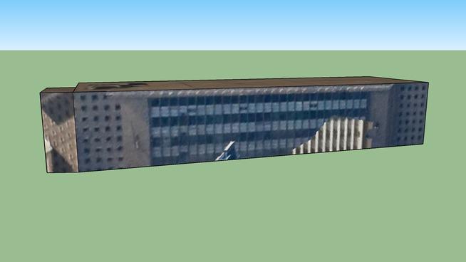 Строение по адресу Сен-Жийи, Бельгия