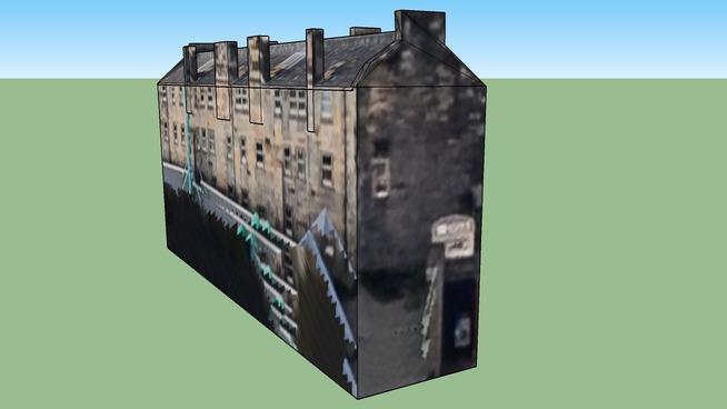 Building in Edinburgh EH6 8LT, UK
